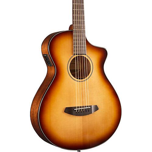 Breedlove Discovery Concertina Cutaway CE Acoustic-Electric Guitar Sunburst