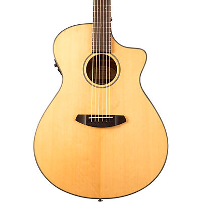 Breedlove Discovery Concerto Cutaway CE Sitka Spruce-Mahogany Acoustic-Electric Guitar