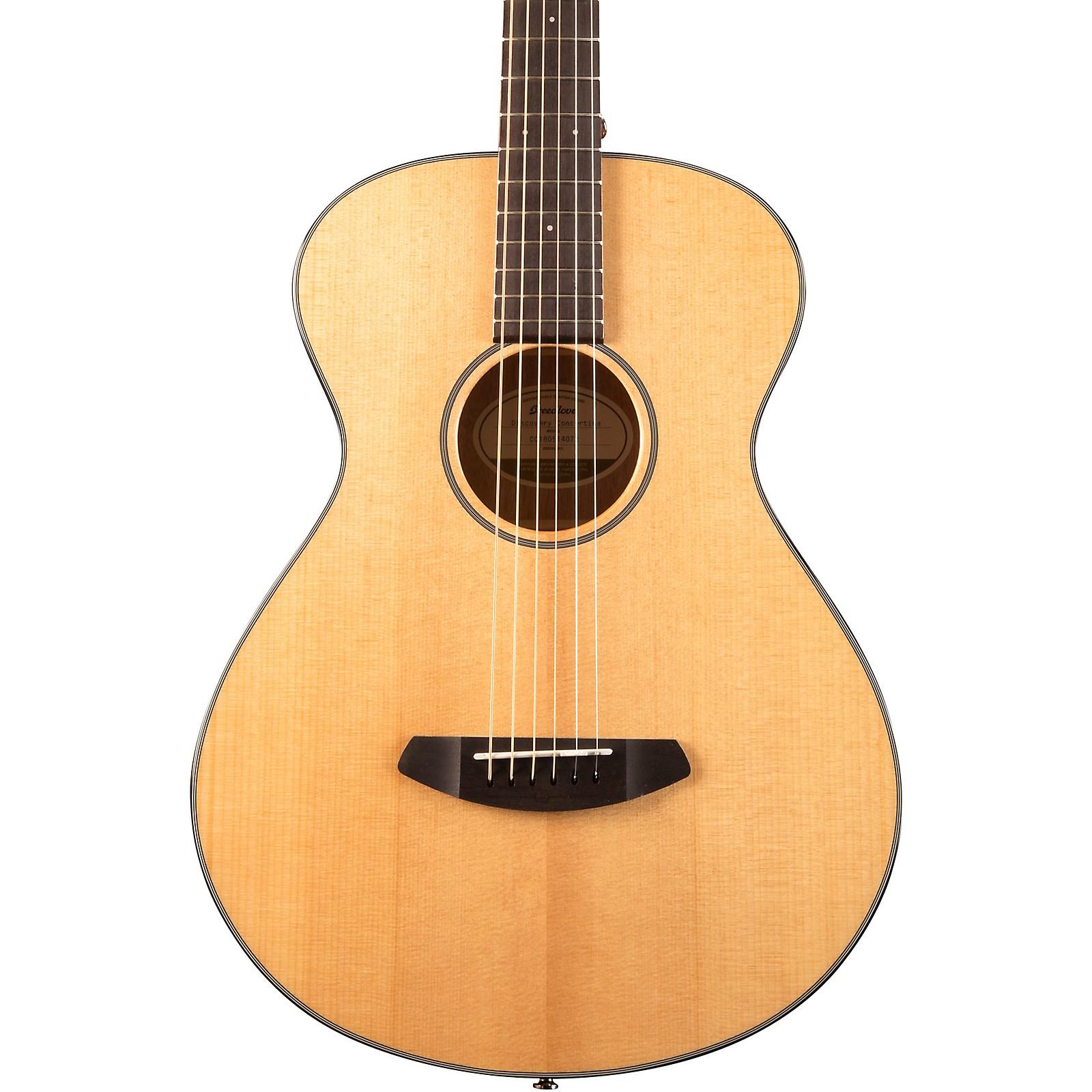 Breedlove Discovery DSCA01SSMA Concertina Acoustic Guitar