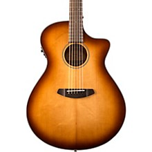 Breedlove Discovery DSCO14CESSMA Concerto Acoustic-Electric Guitar