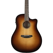 Breedlove Discovery Dreadnought with Spruce Top Sunburst Acoustic-Electric Guitar