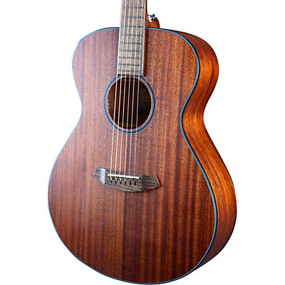 Breedlove Discovery S African Mahogany-African Mahogany Concert Acoustic Guitar