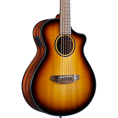 Breedlove Discovery S CE Red cedar-African Mahogany Companion Acoustic-Electric Guitar