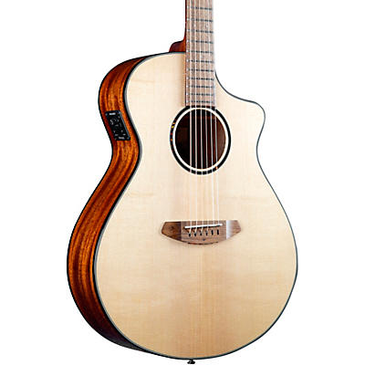 Breedlove Discovery S CE Sitka-African Mahogany Concert Acoustic-Electric Guitar