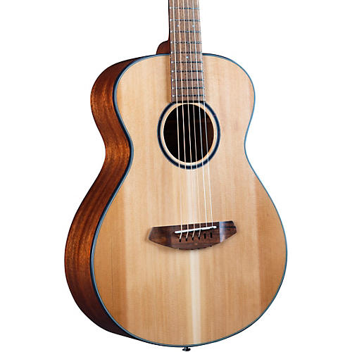 Breedlove Discovery S Red cedar-African Mahogany Companion Acoustic Guitar Natural