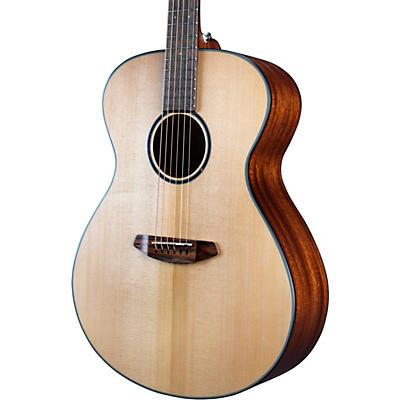 Breedlove Discovery S Sitka-African Mahogany Concerto Acoustic Guitar