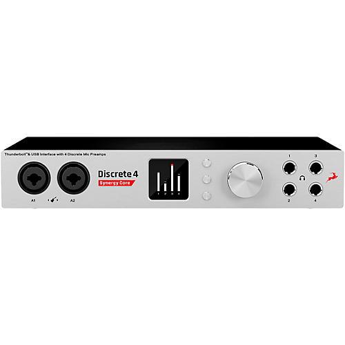Antelope Audio Discrete 4 Synergy Core Audio Interface Condition 1 - Mint