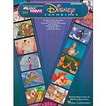 Hal Leonard Disney Favorites 2nd Edition E-Z Play 392