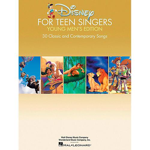 Hal Leonard Disney For Teen Singers - Young Men's Edition