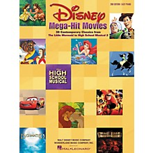 Hal Leonard Disney Mega-Hit Movies For Easy Piano