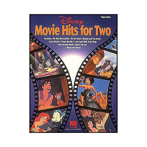 Hal Leonard Disney Movie Hits 4 Two
