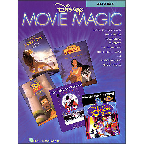 Hal Leonard Disney Movie Magic for Alto Sax