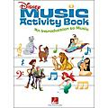 Hal Leonard Disney Music Activity Book thumbnail