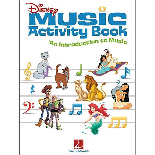 Hal Leonard Disney Music Activity Book
