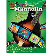 Hal Leonard Disney Songs For Mandolin