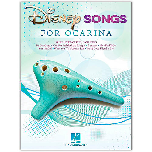 Hal Leonard Disney Songs for Ocarina - Ocarina Songbook