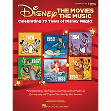 Hal Leonard Disney: The Movies The Music PERF KIT WITH AUDIO DOWNLOAD Arranged by John Higgins