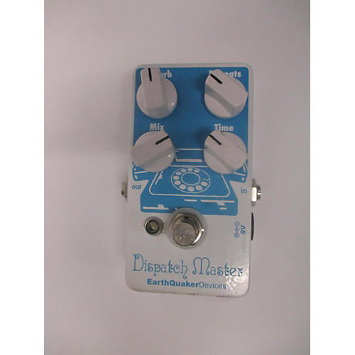 Dispatch Master Delay And Reverb Effect Pedal