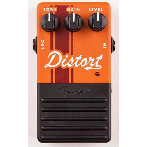 Fender Distort Guitar Effects Pedal