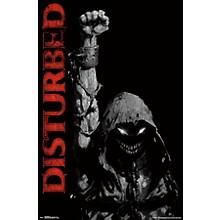 Disturbed - Fist Poster Premium Unframed