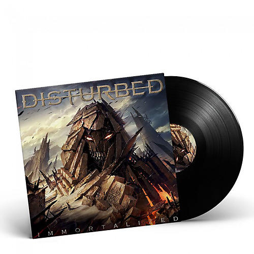 Alliance Disturbed - Immortalized