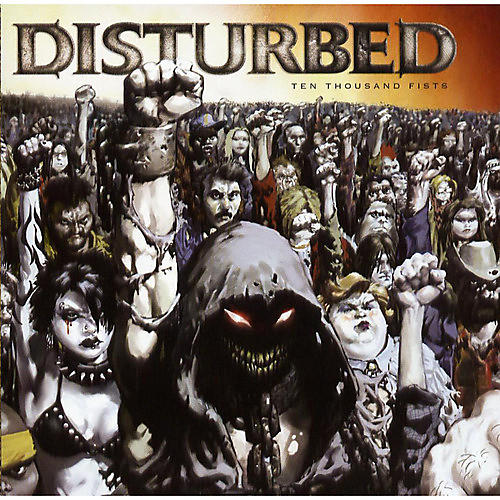 Alliance Disturbed - Ten Thousand Fists