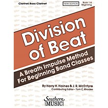 Southern Division of Beat (D.O.B.), Book 1A (Tuba/Bass) Southern Music Series Arranged by Tom Rhodes