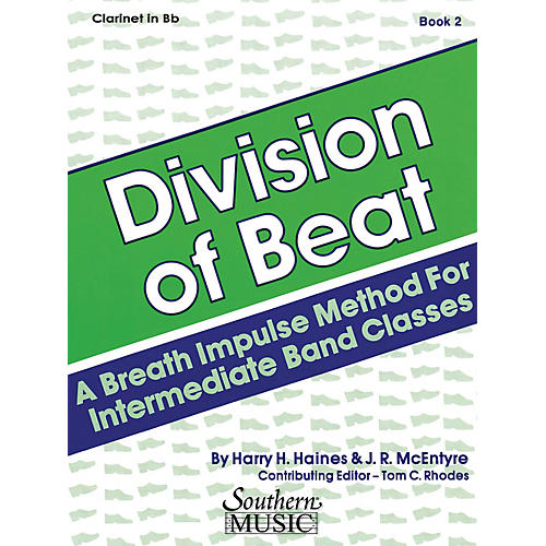 Southern Division of Beat (D.O.B.), Book 2 (Oboe) Southern Music Series Arranged by Rhodes, Tom