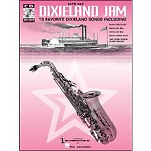 Hal Leonard Dixieland Jam - 15 Favorite Dixieland Songs for Alto Sax Book/CD Pkg
