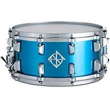 Dixon Dixon Artisan Blue Titainium Steel Snare Drum