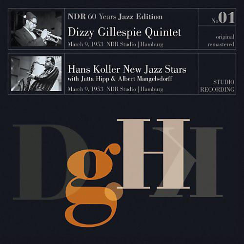 Alliance Dizzy Gillespie - NDR 60 Years Jazz Edition 1