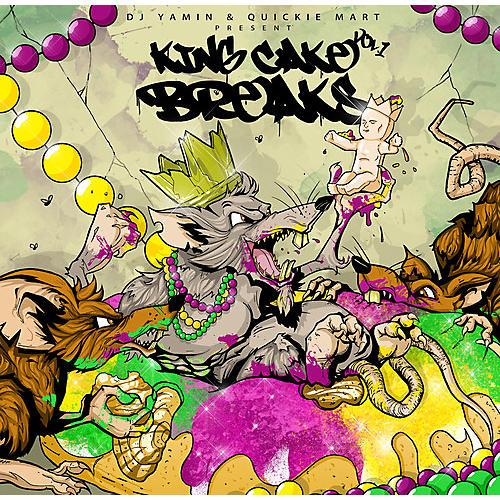 Alliance Dj Yamin - King Cake Breaks 1