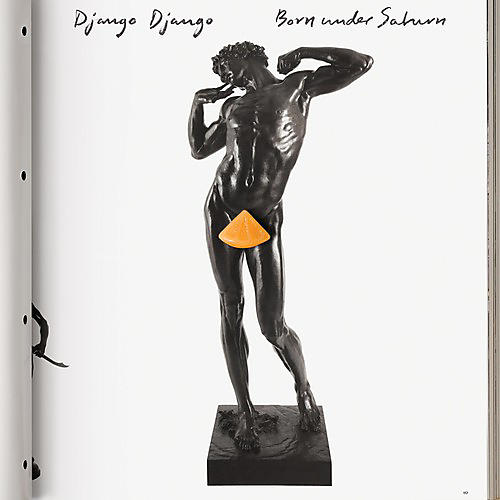 Alliance Django Django - Born Under Saturn