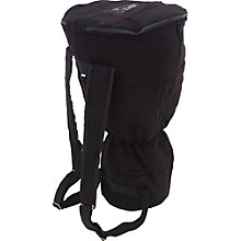 Djembe Bag and Shoulder Harness 10 in. Black