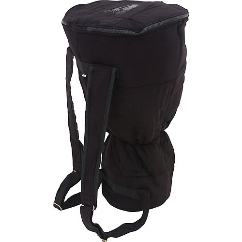 Toca Djembe Bag and Shoulder Harness 12 in. Black