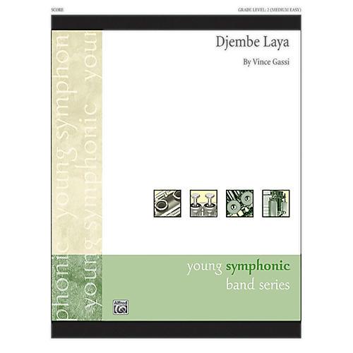 Alfred Djembe Laya - Grade 2 (Medium Easy)