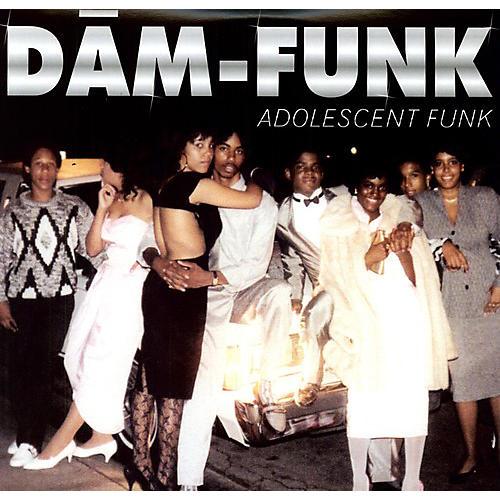 Alliance Dâm-Funk - Adolescent Funk