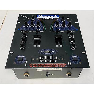 Numark Dm1001x Digital Mixer
