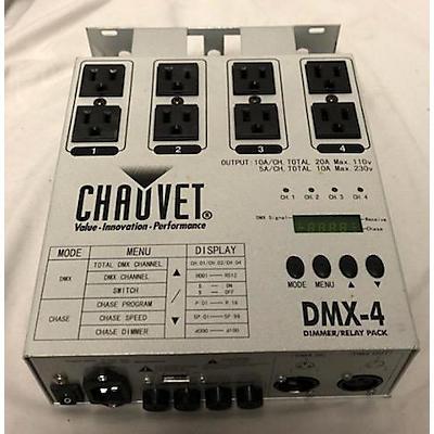 CHAUVET DJ Dmx4 Powered Mixer
