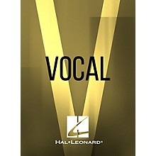 Hal Leonard Do I Hear a Waltz Vocal Score Series  by Stephen Sondheim
