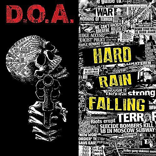 Alliance Doa - Hard Rain Falling