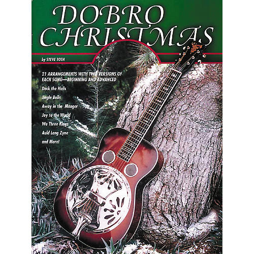 Centerstream Publishing Dobro Christmas Tab Songbook
