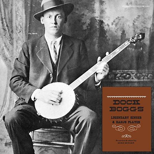 Alliance Dock Boggs - Legendary Singer and Banjo Player