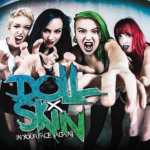 Alliance Doll Skin - In Your Face (again)