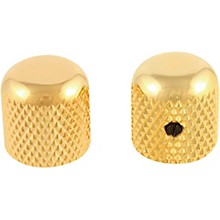 Dome Knobs Gold
