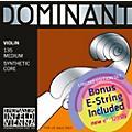 Thomastik Dominant 135 Bonus Set with Free Dominant Tin-Plated E String thumbnail