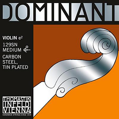 Thomastik Dominant Violin 4/4 Tin-plated E String