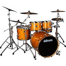 Dominion Birch 5-piece Shell Pack with Ash Veneer Gloss Natural