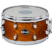ddrum Dominion Birch Snare Drum with Ash Veneer
