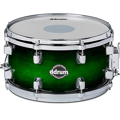 ddrum Dominion Birch Snare Drum with Ash Veneer